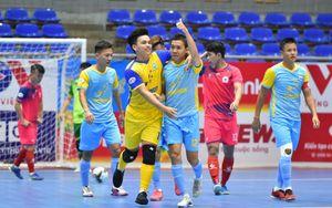 Giải Futsal HDBank VĐQG 2021: Mưa bàn thắng ở lượt trận cuối