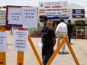 Thiếu vaccine, Mumbai tạm đóng cửa tất cả trung tâm tiêm chủng