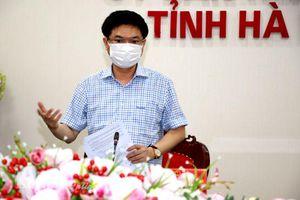 Lực lượng kiểm soát tại các chốt khá mỏng, Chủ tịch UBND tỉnh Hà Nam yêu cầu tất cả địa phương phải rà soát lại kịch bản chống dịch