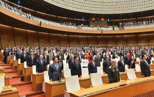 Những Bí thư, Chủ tịch tỉnh ứng cử đại biểu Quốc hội khóa XV