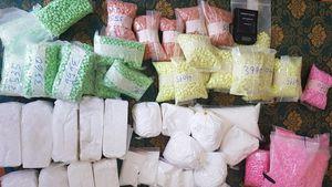 Bộ Công an phá đường dây buôn ma túy, thu giữ 30 bánh heroin