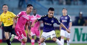Hà Nội FC vs Sài Gòn: Sức bật từ thế chân tường