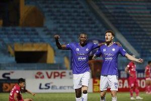 Ngoại binh tỏa sáng, Hà Nội FC hạ đẹp Sài Gòn FC