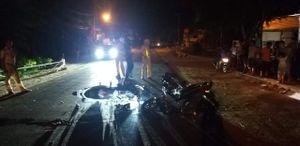 Chưa có bằng lái, nam thanh niên chạy xe máy gây tai nạn khiến 4 người thương vong