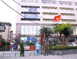 Dịch COVID-19: Phong tỏa chung cư Viễn Đông Star tại Hà Nội