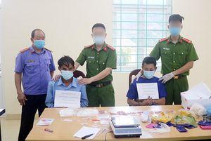 Liên tiếp triệt phá nhiều chuyên án ma túy lớn tại Điện Biên