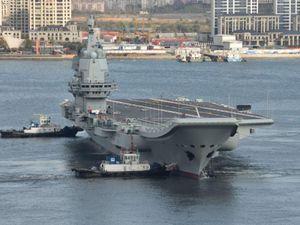 Trung Quốc đưa thêm tàu sân bay vào Biển Đông tập trận