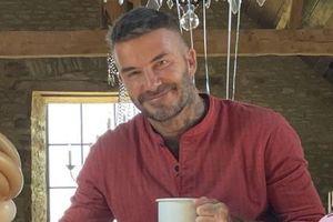 David Beckham đón sinh nhật tuổi 46 bên vợ con