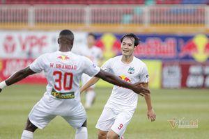 Top 10 bàn thắng đẹp vòng 12 V-League: Văn Toàn so tài Lee Nguyễn