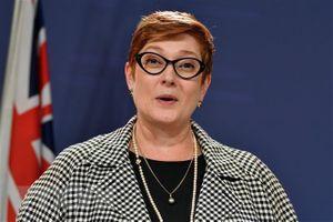 Ngoại trưởng Australia Marise Payne công du châu Âu và Mỹ