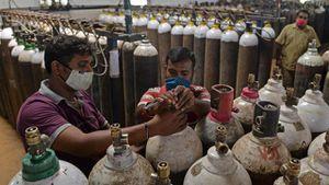 Từ ôxy tới máy thở, các nước dồn lực hỗ trợ Ấn Độ vượt khủng hoảng Covid
