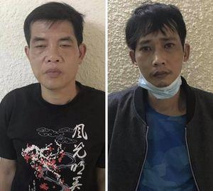 Cảnh sát hình sự bắt quả tang hai đối tượng trộm xe máy