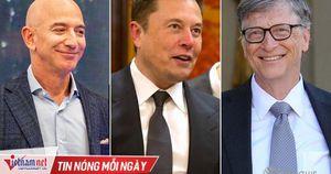 Bill Gates và những tỷ phú công nghệ ly hôn vợ