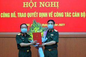 Quân ủy Trung ương, Bộ Quốc phòng công bố, trao quyết định về công tác cán bộ
