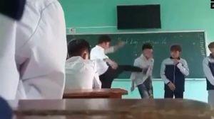 Vụ thầy giáo trẻ 'tung cước' với học sinh ngay trên lớp: Vì sao phụ huynh không kiện?