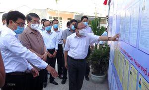 'Thừa Thiên-Huế cần đảm bảo an toàn phòng dịch khi tổ chức bầu cử'
