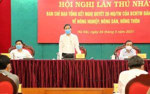 Tổng kết thực hiện Nghị quyết 26-NQ/TW, mở ra thời kỳ mới phát triển 'tam nông'