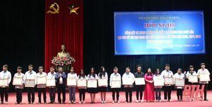 Ngành giáo dục TP Thanh Hóa nâng cao chất lượng giáo dục mũi nhọn