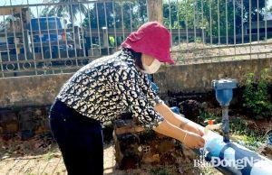 Đảm bảo nguồn nước sạch ở nông thôn