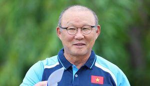 HLV Park Hang Seo công bố danh sách ĐT Việt Nam đá vòng loại thứ 2 World Cup 2022