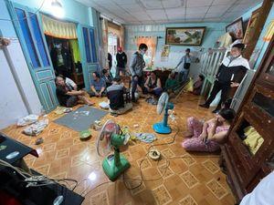 Bắt giam 3 đối tượng tổ chức cờ bạc ở Tiền Giang