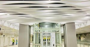 Ngắm thiết kế cực nghệ của ga Bason (Tuyến Metro số 1): Đặt lịch 'sống ảo' ngay thôi!