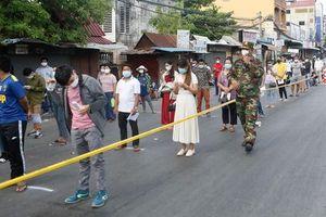 Phó cảnh sát tỉnh ở Campuchia qua đời vì Covid-19