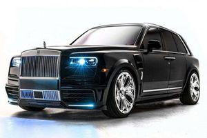 Nội thất 'chất phát ngất' trên Rolls-Royce Cullinan của Drake