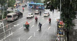 Miền Bắc tiếp tục mưa lớn, đề phòng nguy cơ ngập úng