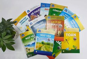 Bình Thuận phê duyệt sách lớp 2 và lớp 6