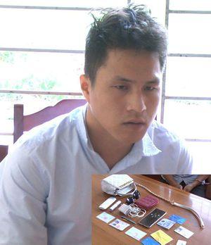 Thanh Hóa: Qua hệ thống camera giám sát, bắt giữ đối tượng chuyên cướp giật tài sản