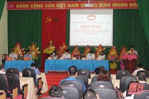 Ứng cử viên đại biểu HĐND tỉnh tiếp xúc cử tri huyện Bá Thước