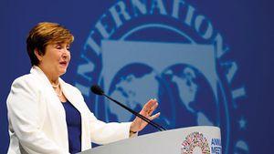 IMF cảnh báo chiến tranh thương mại nếu không có thỏa thuận thuế toàn cầu