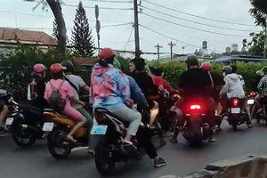 Xử lý hình sự vụ 100 người đua xe ở Hóc Môn
