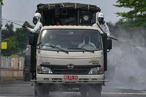 Chuỗi lây nhiễm từ BV Bệnh nhiệt đới Trung ương tới nhiều địa phương
