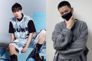Hình ảnh đầu tiên của Baek Hyun (EXO) ngày nhập ngũ