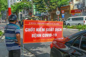 Đà Nẵng phong tỏa khu chợ gần bar New Phương Đông