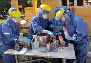 Thêm hai ca dương tính với SARS-CoV-2 ở Hưng Yên
