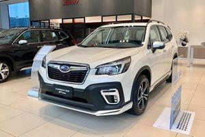 Subaru Forester giảm tới hơn 150 triệu đồng tại Việt Nam