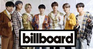BTS viết nên lịch sử trên bảng xếp hạng Billboard