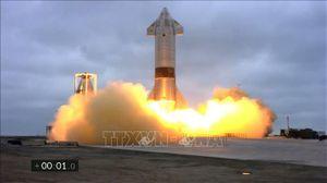 SpaceX thử nghiệm hạ cánh thành công tàu Starship