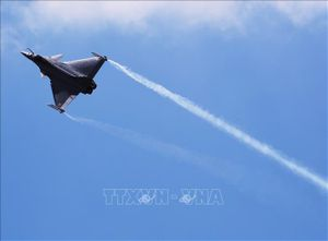 Pháp, Đức, Tây Ban Nha đạt thỏa thuận chung về phát triển máy bay tiêm kích