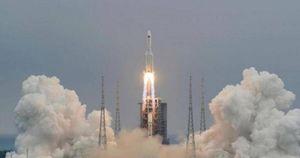 Hai ngày nữa tàn dư khổng lồ từ tên lửa Trung Quốc sẽ rơi xuống Trái Đất