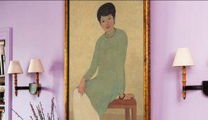 Tác phẩm 'Chân dung Madam Phương' được đấu giá kỷ lục 3,1 triệu USD.