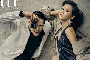 Ảnh mới của vợ chồng Lâm Chí Linh