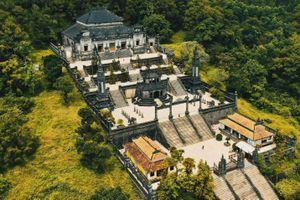 Vẻ đẹp ngược dòng thời gian ở xứ Huế