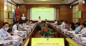 Đoàn công tác liên ngành Trung ương đánh giá việc triển khai thực hiện Nghị định 98 tại Petrovietnam