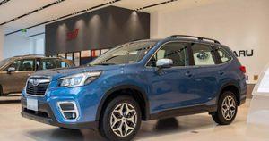 Subaru tung gói ưu đãi gần 160 triệu đồng trước dịp hè