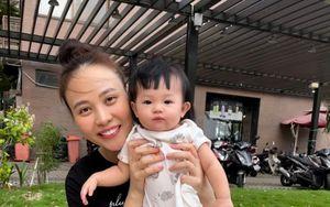 Đàm Thu Trang - Cường Đô La thừa nhận mắc một 'chứng bệnh' sau khi con gái chào đời