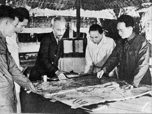 Vai trò đặc biệt của Hồ Chủ tịch trong Chiến dịch Điện Biên Phủ